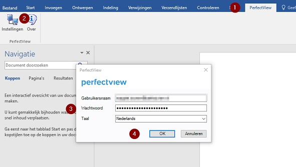 Screenshot wachtwoord wijzigen (2)